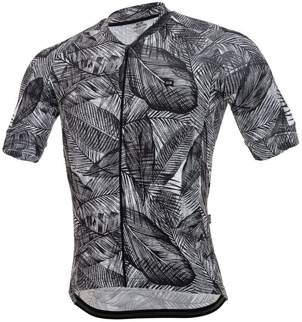 Camisa de Ciclismo Márcio May Funny Dry Leaves